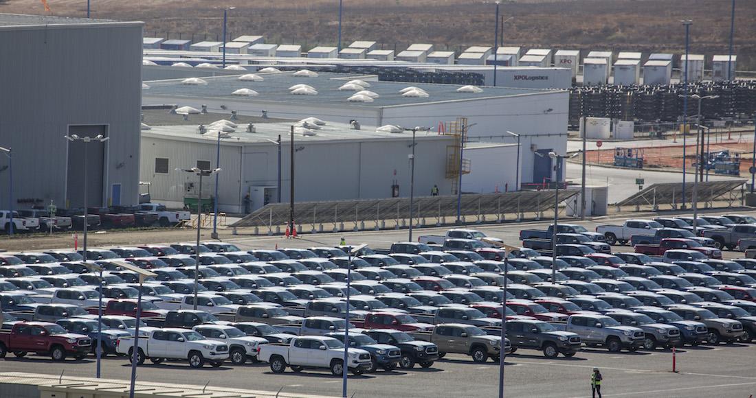 abe166f60 Inegi: Las ventas de autos en México caen 7.1% en 2018; en diciembre bajó  10.7% | SinEmbargo MX