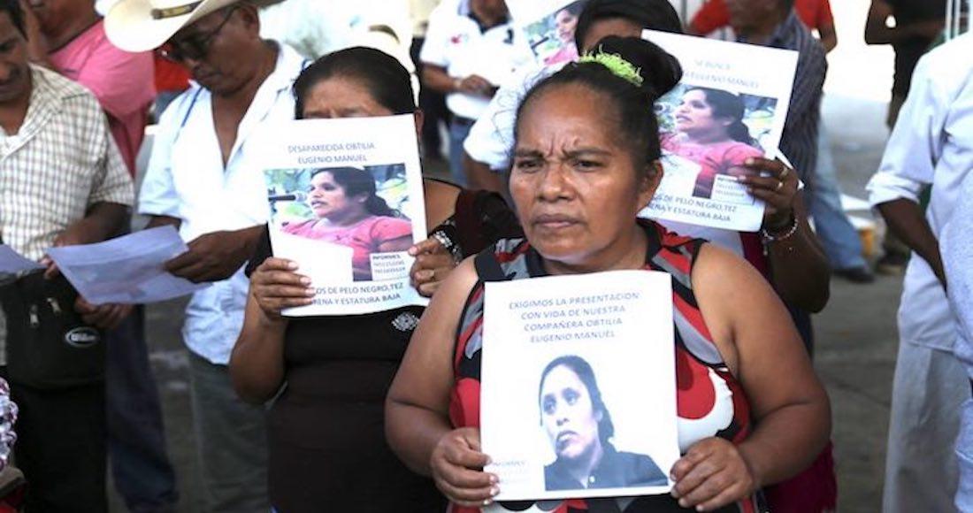Denuncian amenazas integrantes de organizaciones indígenas en Ayutla