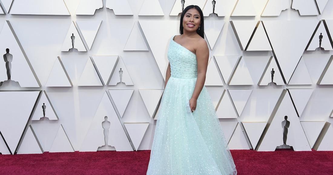 """d0e838ec99 Yalitza llega con su mamá a los Óscar  """"Es la mujer que me ha ..."""