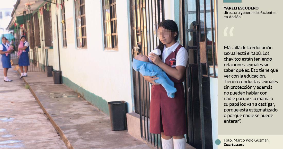 Ausencia De Educacion Sexual Causa Del Vph Sinembargo Mx
