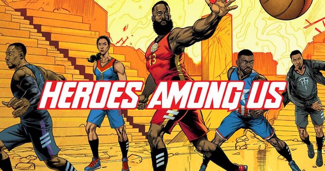 La euforia de Avengers llega a la NBA; jugadores usarán
