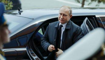 Putin Rusia columna
