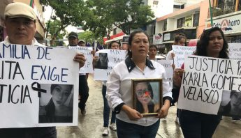 Madre asesinato hija Chiapas