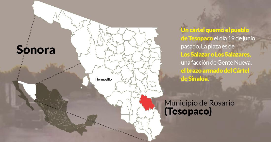 Qué pasó en Tesopaco, Sonora? ¿Qué sucede en el Triángulo