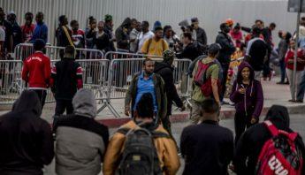 Migrantes Columna