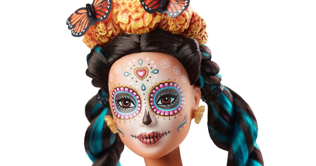 Mattel Lanzará Una Barbie Vestida De Catrina Para Conmemorar