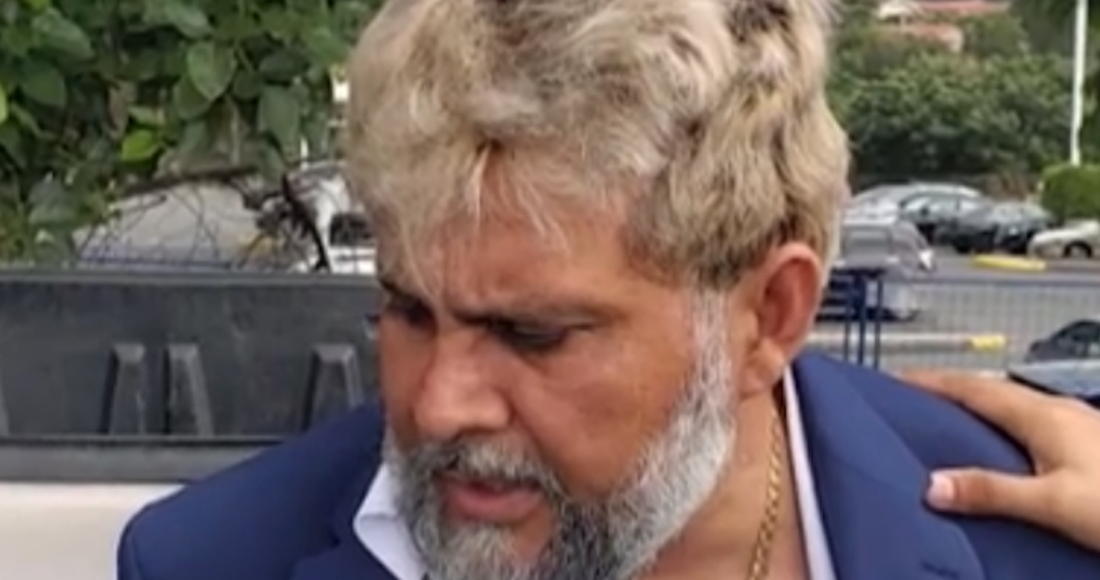 """Detención del líder del único cártel de Costa Rica, """"Los Moreco ..."""
