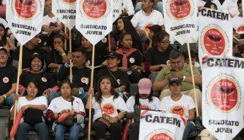 Trabajadores sindicatos