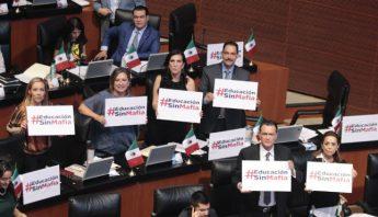 AMLO Reforma Educativa Columna