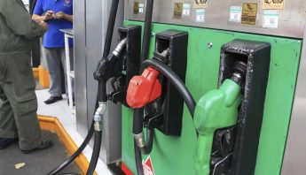 gasolinas septiembre