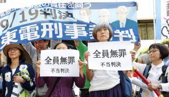 protesta fukushima