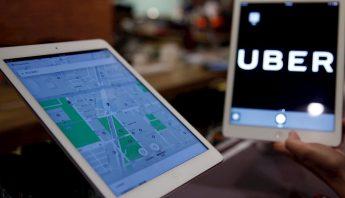uber tablet