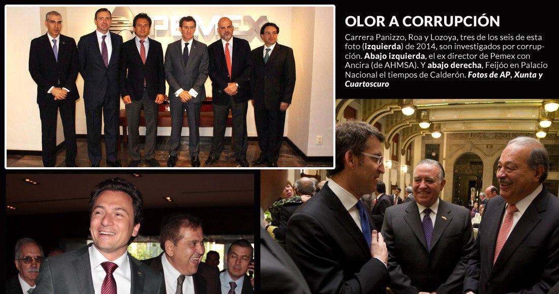 Los negocios de Lozoya en Galicia desestabilizan el Gobierno de ...
