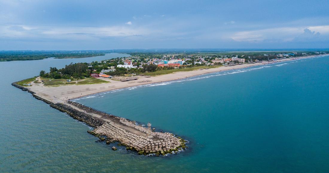 Tecolutla, playa y naturaleza en uno de los lugares paradisíacos de  Veracruz | SinEmbargo MX