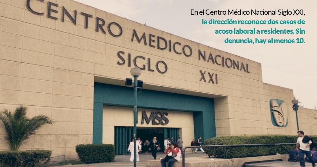Médicos Residentes Del Imss En La Cdmx Dicen Que El Acoso