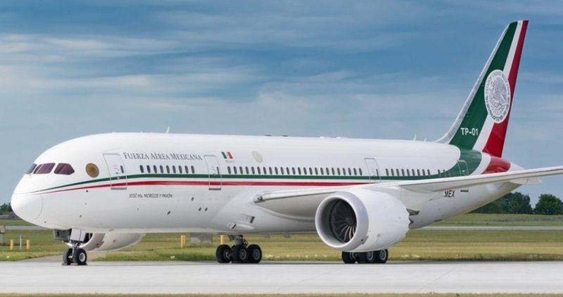 La Sedena revela que guardar el avión presidencial ha costado casi lo mismo  que si operara: <em>Reforma</em>   SinEmbargo MX
