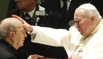 Papa Legionarios de Cristo