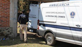 24 cuerpos fosa clandestina Michoacan