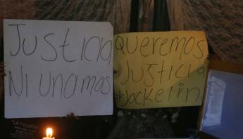 Asesinato Yaquelin Guerrero