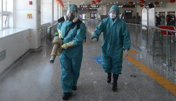 desinfeccion wuhan coronavirus