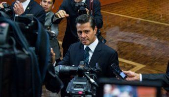 Presidencia relacion comercial EPN