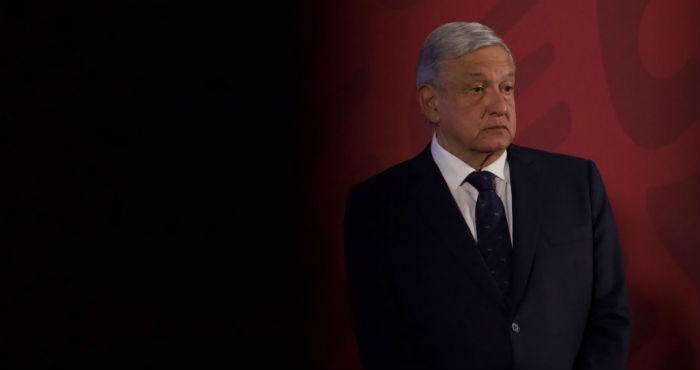 """""""Los empresarios – y millones de mexicanos que sí trabajan-, están furiosos con el Presidente de México"""". Foto: Andrea Murcia, Cuartoscuro"""
