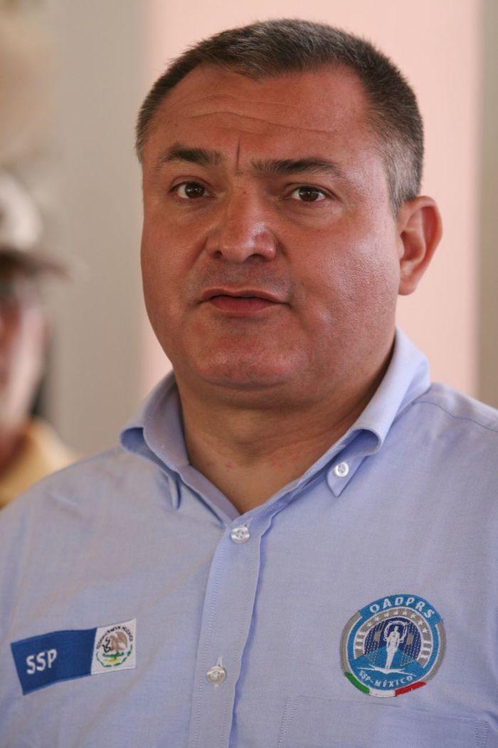 Genaro García Luna es acusado de haber recibido sobornos del Cártel de Sinaloa. Foto: Saúl López, Cuartoscuro