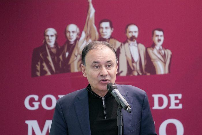 Alfonso Durazo Montaño, titular de la Secretaría de Seguridad y Protección Ciudadana (SSPC). Foto: Galo Cañas, Cuartoscuro