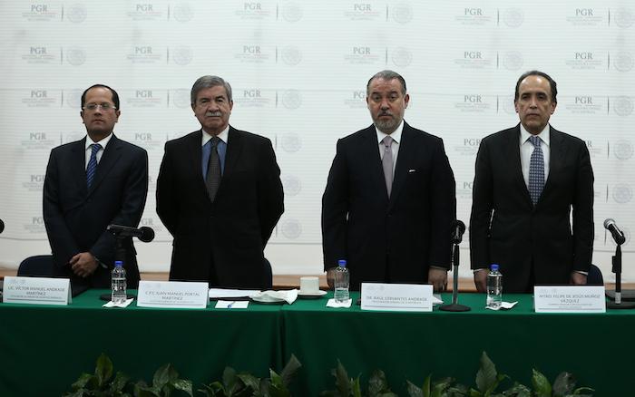 Víctor Andrade-ASF–desvios-Gobierno-Peña-Nieto