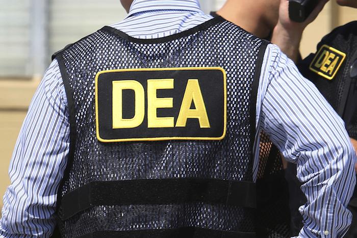 Agentes de la DEA en Florida, en una foto de archivo del 13 de junio de 2016. Foto: Joe Burbank/Orlando Sentinel vÍa AP, File, AP