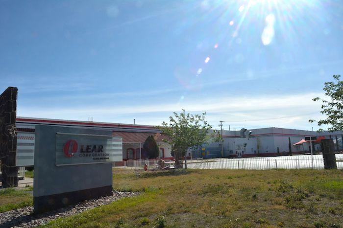 La maquiladora Lear Corporation Planta Río Bravo.