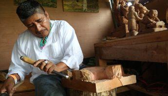 talla-madera-veracruz-cumbre-tajin
