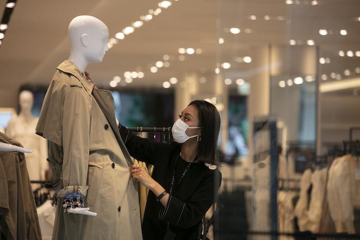 Foto tomada en una tienda en Tokio el 1 de marzo del 2020.