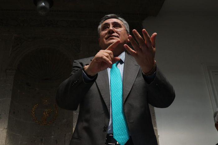 Luis Raúl González Pérez, expresidente de la Comisión Nacional de Derechos Humanos, encabezó la presentación del Diagnóstico Nacional de Supervisión Penitenciaria 2019.