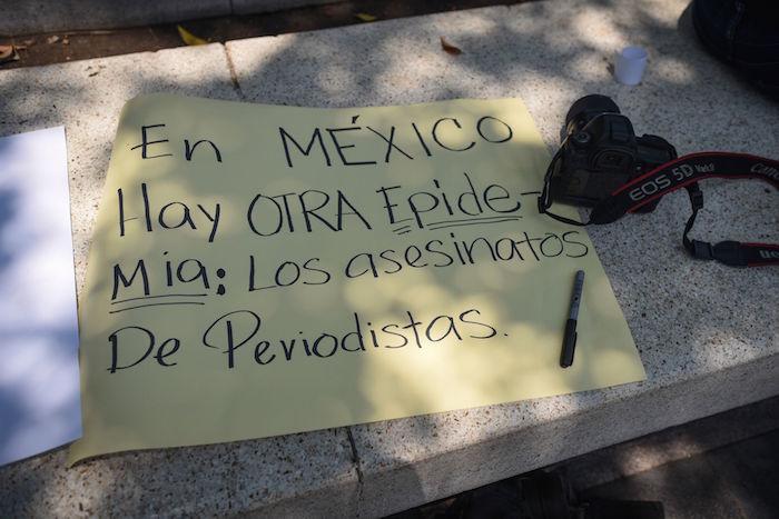 PROTESTA-PERIODISTAS-ASESINADOS-EN-MÉXICO