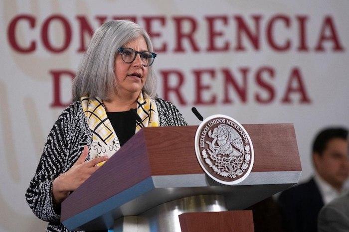Graciela Márquez, Secretaria de Economía.