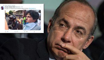 Felipe Calderón tuit