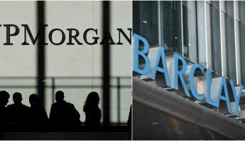 jp morgan barclays