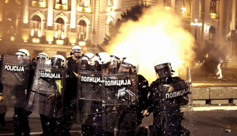 belgrado-manifestantes
