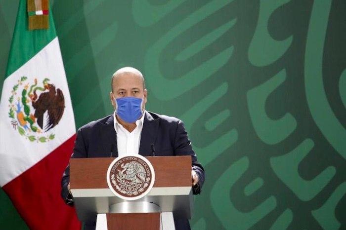Enrique Alfaro, Gobernador de Jalisco.