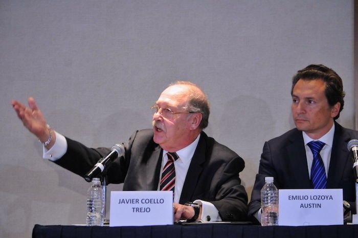 En agosto de 2017, Lozoya y su entonces abogado Javier Coello ofrecieron una conferencia para hablar sobre los presuntos sobornos de Odebrecht.