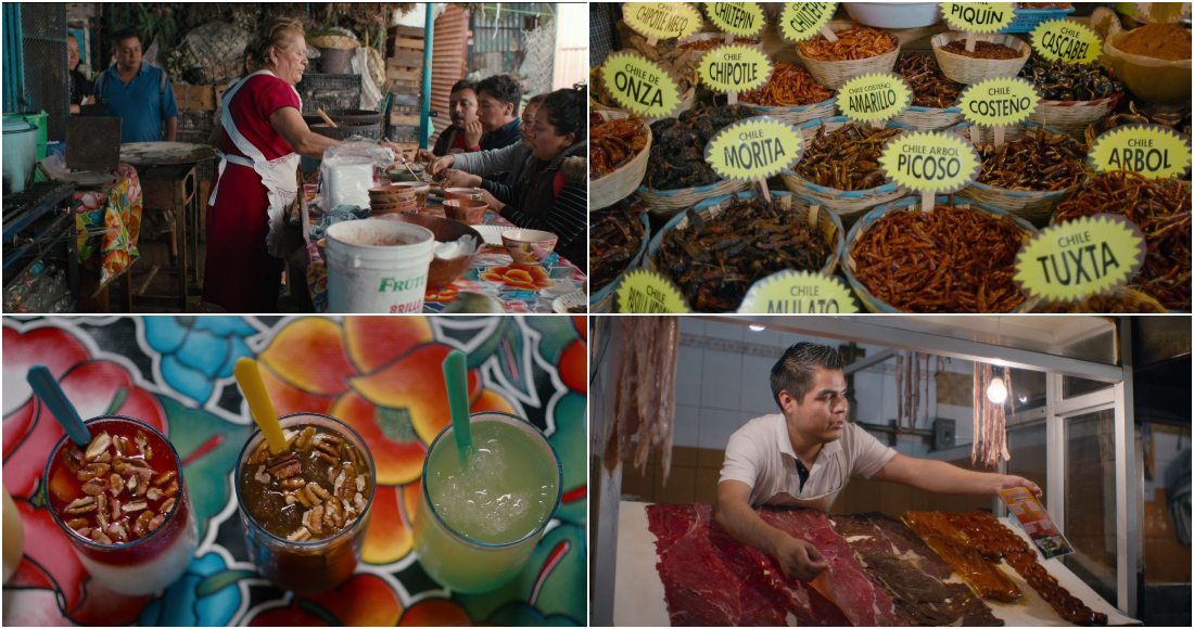 Street Food: Latinoamérica, la serie de Netflix que viajará a 6 ...