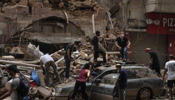 Beirut segob ayuda