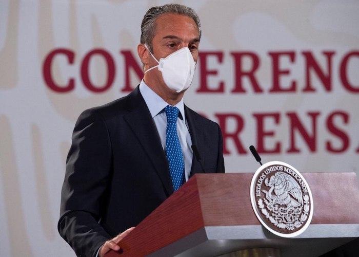 Carlos Slim Domit, presidente del Consejo de Administración de Grupo Telmex, acudió a la conferencia matutina de este jueves.