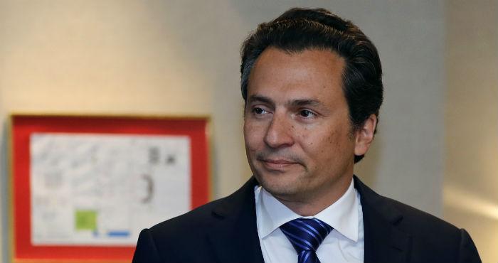 Emilio Lozoya, exdirector de Pemex.