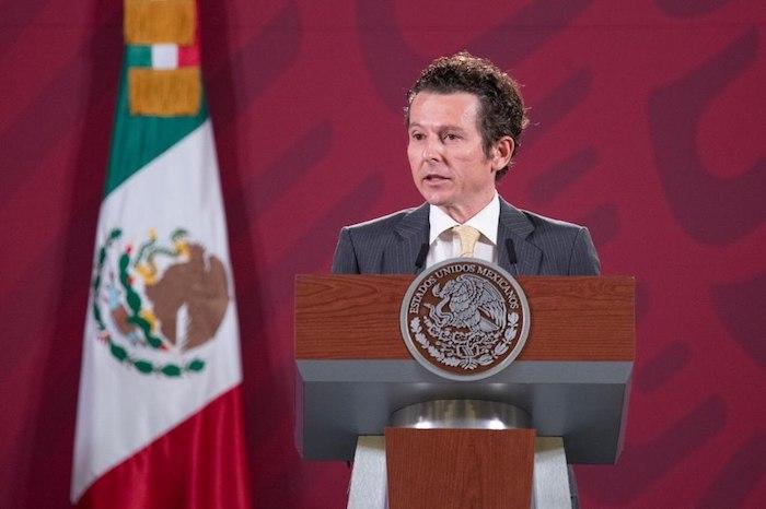 Francisco González Albuerne, director general de Grupo Milenio y vicepresidente de Grupo Multimedios.