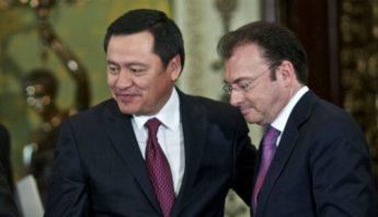 Luis Videgaray y Osorio Chong