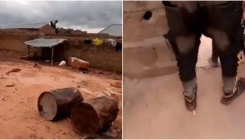 Niño rescatado Nigeria