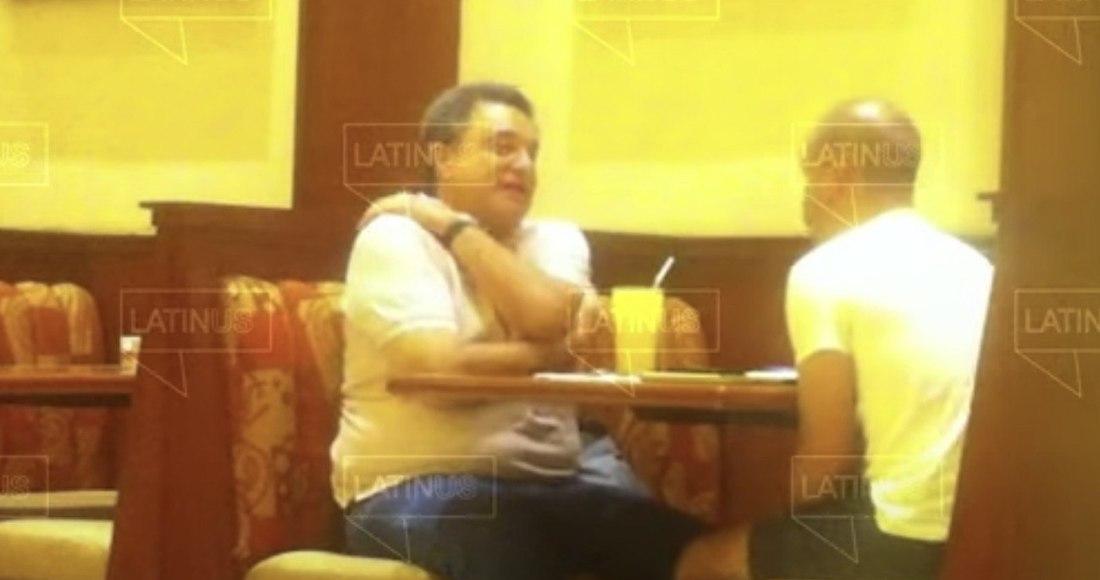 David León dio dinero de Chiapas a Pío López Obrador para campaña de AMLO,  dice Loret, y exhibe VIDEO | SinEmbargo MX