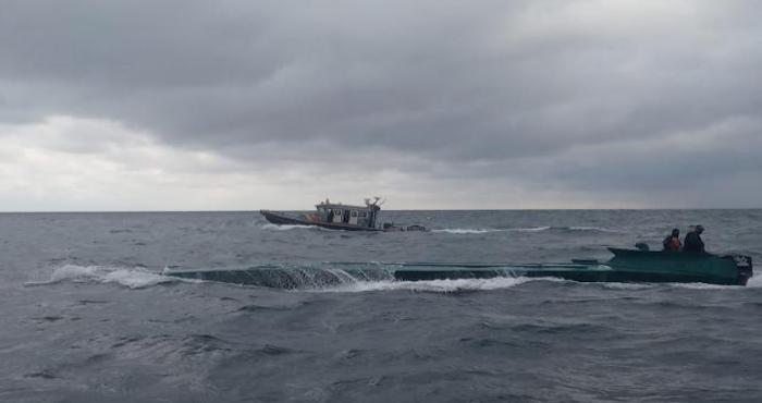 El submarino fue asegurado por las autoridades colombianas el pasado 24 de agosto.